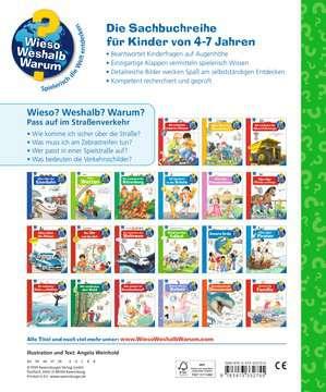 Pass auf im Straßenverkehr Kinderbücher;Wieso? Weshalb? Warum? - Bild 3 - Ravensburger