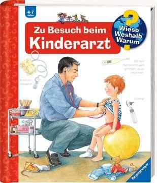 Zu Besuch beim Kinderarzt Kinderbücher;Wieso? Weshalb? Warum? - Bild 2 - Ravensburger
