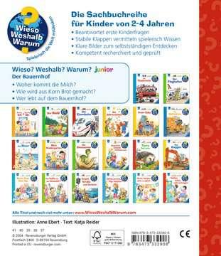 Der Bauernhof Kinderbücher;Wieso? Weshalb? Warum? - Bild 3 - Ravensburger