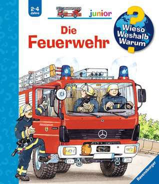Die Feuerwehr Kinderbücher;Wieso? Weshalb? Warum? - Bild 1 - Ravensburger