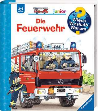 Die Feuerwehr Kinderbücher;Wieso? Weshalb? Warum? - Bild 2 - Ravensburger