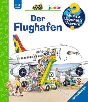 Der Flughafen Kinderbücher;Wieso? Weshalb? Warum? - Bild 1 - Ravensburger