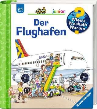Der Flughafen Kinderbücher;Wieso? Weshalb? Warum? - Bild 2 - Ravensburger