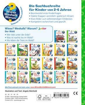 Der Wald Kinderbücher;Wieso? Weshalb? Warum? - Bild 3 - Ravensburger