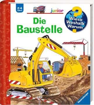 Die Baustelle Kinderbücher;Wieso? Weshalb? Warum? - Bild 2 - Ravensburger