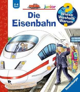 Die Eisenbahn Bücher;Wieso? Weshalb? Warum? - Bild 1 - Ravensburger