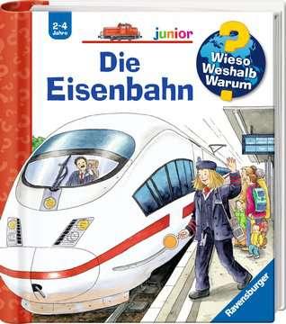 Die Eisenbahn Kinderbücher;Wieso? Weshalb? Warum? - Bild 2 - Ravensburger