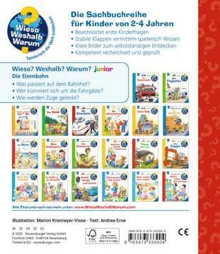 Die Eisenbahn Kinderbücher;Wieso? Weshalb? Warum? - Bild 3 - Ravensburger