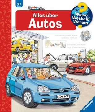 Alles über Autos Kinderbücher;Wieso? Weshalb? Warum? - Bild 1 - Ravensburger