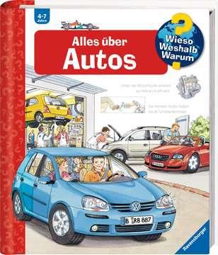Alles über Autos Kinderbücher;Wieso? Weshalb? Warum? - Bild 2 - Ravensburger