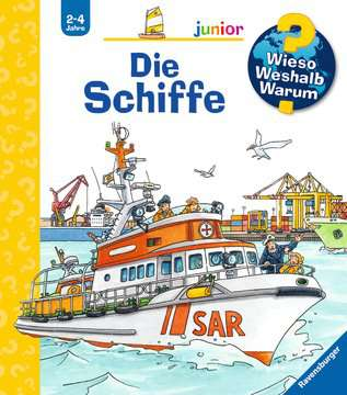 Die Schiffe Kinderbücher;Wieso? Weshalb? Warum? - Bild 1 - Ravensburger