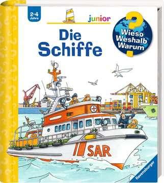 Die Schiffe Kinderbücher;Wieso? Weshalb? Warum? - Bild 2 - Ravensburger