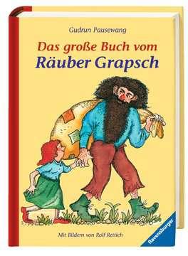 Das große Buch vom Räuber Grapsch Kinderbücher;Bilderbücher und Vorlesebücher - Bild 2 - Ravensburger