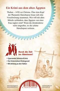 34518 Kinderliteratur Die Zeitdetektive, Band 1: Verschwörung in der Totenstadt von Ravensburger 3