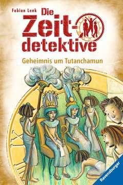 34522 Kinderliteratur Die Zeitdetektive, Band 5: Geheimnis um Tutanchamun von Ravensburger 1