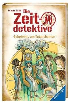 34522 Kinderliteratur Die Zeitdetektive, Band 5: Geheimnis um Tutanchamun von Ravensburger 2