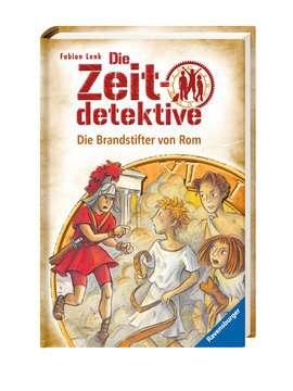 Die Zeitdetektive, Band 6: Die Brandstifter von Rom Kinderbücher;Kinderliteratur - Bild 2 - Ravensburger