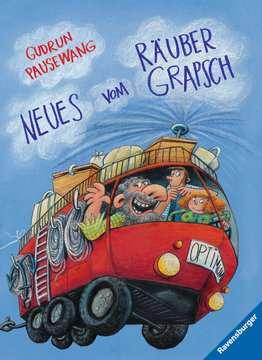 34725 Bilderbücher und Vorlesebücher Neues vom Räuber Grapsch von Ravensburger 1