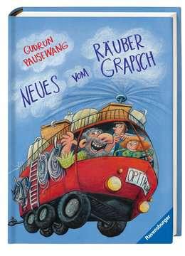 34725 Bilderbücher und Vorlesebücher Neues vom Räuber Grapsch von Ravensburger 2