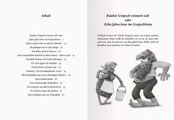 34725 Bilderbücher und Vorlesebücher Neues vom Räuber Grapsch von Ravensburger 3