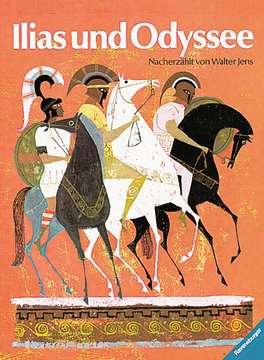 35503 Bilderbücher und Vorlesebücher Ilias und Odyssee von Ravensburger 1