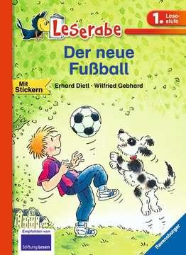 36014 Erstlesebücher Der neue Fußball von Ravensburger 1