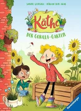 36129 Bilderbücher und Vorlesebücher Käthe, Band 1: Der Gorilla-Garten von Ravensburger 1