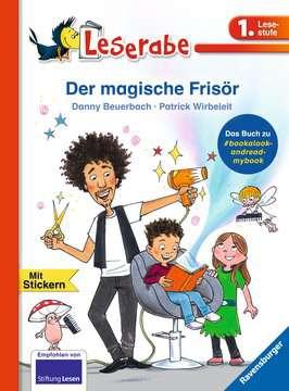 36130 Erstlesebücher Der magische Frisör von Ravensburger 1