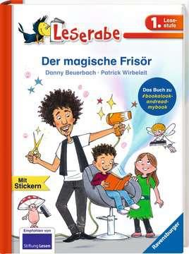 36130 Erstlesebücher Der magische Frisör von Ravensburger 2