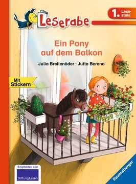 36131 Erstlesebücher Ein Pony auf dem Balkon von Ravensburger 1