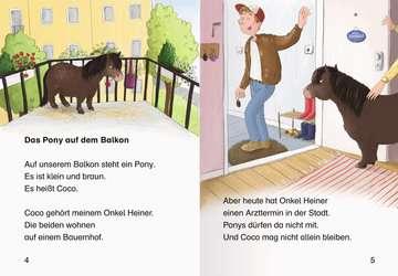 36131 Erstlesebücher Ein Pony auf dem Balkon von Ravensburger 4
