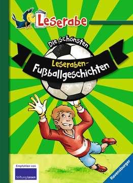 36135 Erstlesebücher Die schönsten Leseraben-Fußballgeschichten von Ravensburger 1