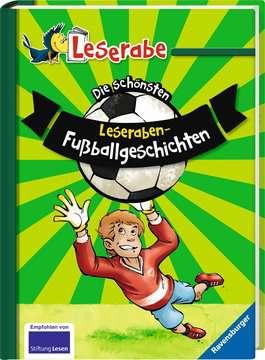 36135 Erstlesebücher Die schönsten Leseraben-Fußballgeschichten von Ravensburger 2