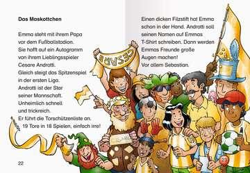 36135 Erstlesebücher Die schönsten Leseraben-Fußballgeschichten von Ravensburger 5