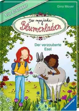 36136 Erstlesebücher Der magische Blumenladen für Erstleser, Band 3: Der verzauberte Esel von Ravensburger 2