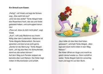 36136 Erstlesebücher Der magische Blumenladen für Erstleser, Band 3: Der verzauberte Esel von Ravensburger 5