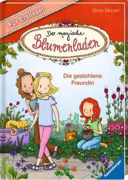 36137 Erstlesebücher Der magische Blumenladen für Erstleser, Band 4: Die gestohlene Freundin von Ravensburger 2
