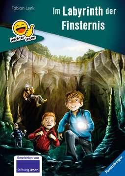 36138 Erstlesebücher Das Labyrinth der Finsternis von Ravensburger 1