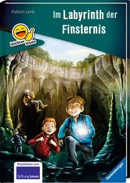 36138 Erstlesebücher Das Labyrinth der Finsternis von Ravensburger 2