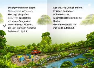 36138 Erstlesebücher Das Labyrinth der Finsternis von Ravensburger 5