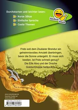 36139 Erstlesebücher Das verzauberte Amulett von Ravensburger 3