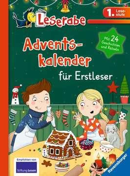 36172 Erstlesebücher Adventskalender für Erstleser von Ravensburger 1