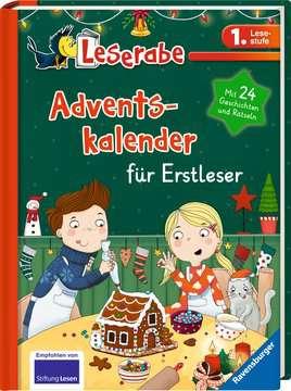 36172 Erstlesebücher Adventskalender für Erstleser von Ravensburger 2