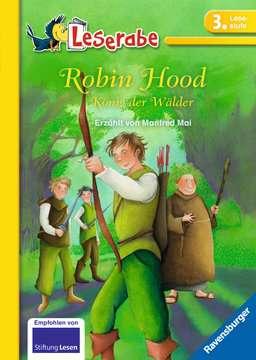 36242 Erstlesebücher Robin Hood, König der Wälder von Ravensburger 1