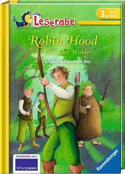 36242 Erstlesebücher Robin Hood, König der Wälder von Ravensburger 2