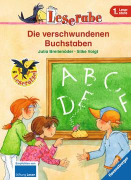Die verschwundenen Buchstaben Kinderbücher;Erstlesebücher - Bild 1 - Ravensburger