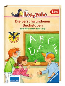 Die verschwundenen Buchstaben Kinderbücher;Erstlesebücher - Bild 2 - Ravensburger