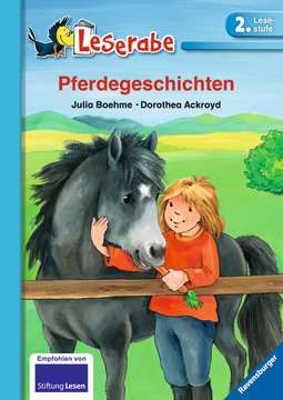 36286 Erstlesebücher Pferdegeschichten von Ravensburger 1