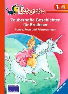 Zauberhafte Geschichten für Erstleser. Ponys, Feen und Prinzessinnen Kinderbücher;Erstlesebücher - Bild 1 - Ravensburger