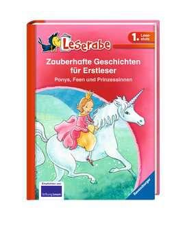 Zauberhafte Geschichten für Erstleser. Ponys, Feen und Prinzessinnen Kinderbücher;Erstlesebücher - Bild 2 - Ravensburger